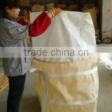 ISO 9001 1ton -2ton FIBC bulk bag,pp big bag ,pp jumbo packing for copper concentrate,coal,cement ,salt,PTA,etc