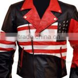 Canadian Leather Motorcycle,Motorbike Racing Riding Leather Jacket, Fashion jackets