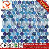 new product blue and purple mix color strip mosaic tile,mosaic tile price,marble mosaic tile
