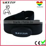 KYTO health care heart rate monitor/Bluetooth heart rate monitor for iPhone/heart rate chest belt