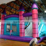 Guangzhou factory inflatable bouncer with slide, inflatable jumping house, inflatable trampoline