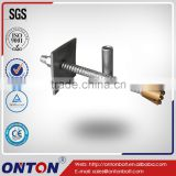 ONTON Manufacturers High quality atlas copco tungsten carbide hollow grouting coal mine button rock drill bits