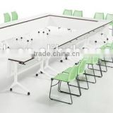 Modern MFC top office conference table / office executive meeting table FOH-TD-AM1207-B                                                                                                         Supplier's Choice
