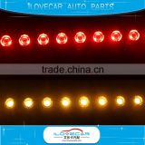 Car led DRL /strip lamp for K5 with signal lamp /Epistar leds for car headlight retrofit