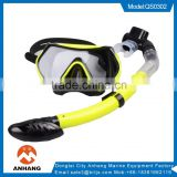 wholesales professional water sports durable scuba diving mask snorkel set                                                                         Quality Choice