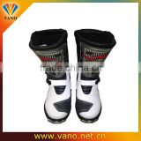 New design Motocross boots shoes leather boots shoes