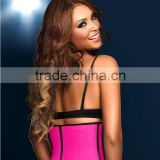 basque corsets 100% latex waist trainer, ann chery waist clinchers from china factory