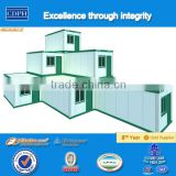 China alibaba low cost galvanized steel structure 20ft prefabricated container homes                                                                         Quality Choice