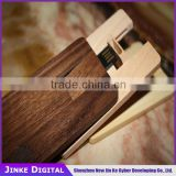 Bulk sale custom logo card usb Wholesale wooden credit card usb ,custom logo wooden card usb flash drive