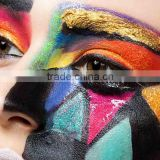 Very popular waterbased face paint cake neon rainbow face paint                                                                         Quality Choice