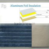 foil backed insulation board roof wall paneling isolation