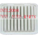 car engine intake air filter for Toyota vios/ Geely FAW TIANJIN WEIZHI 17801-14010 17801-02070 1780114010 1780102070