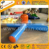 Inflatable floating platform playground inflatable water buoys A9024A