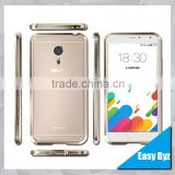 Aluminium Metal Shenzhen Hard Mobile Phone Aluminum Protector Shell, Bumper Case for Samsung Galaxy S6 Edge Plus