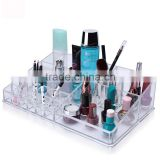 Makeup jewelry box finishing new style acrylic material high quality for Europe and American market