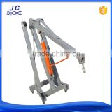 Best price folding manual small mobile engine hoist cranes for sale