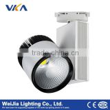 12v high power art gallery dimmable cob led track spotlight accessories,led lights track hanging