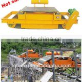 Oil cooling cross belt overband electro permanent magnetic separator for conveyor belts 60MT 90MT 120MT 150MT