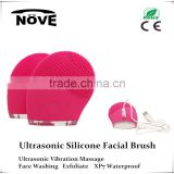 Professional Facial Skin Care Products Ultrasonic Skin Deep Cleaning Machine Best Facial Cleanser