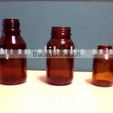 30-60ml medicine glass bottle