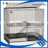 Pet cage wooden rabbit cage