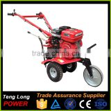 Rice Feild Ploughing For Farm Tools Gasoline Electric Power Tiller