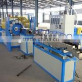 PVC Fiber reinforcing hose production line/PVC soft Pipe making machine/pvc garden hose production line
