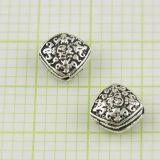 Silver Spacer Beads DIY Beads For Jewelry Making Bracelet
