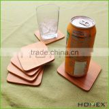 Bamboo Solid Coaster,Natural Homex-BSCI