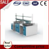very cheap price Floor Mounted Full Steel Laboratory Central Bench
