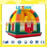 Attractive inflatable jumping castle bouncer LT-2135E