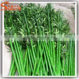 Factory direct artificial bamboo tree fake artificial bamboo plants encryption plastic bamboo poles