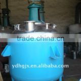 customized stainless steel Jacketed emulsion blender Kettle/glass lined reactor price/enamel reactor