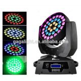 36PCS*18W 6in1 Rgbaw+UV Zoom LED Moving Wash Light
