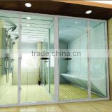 luxurious steam shower room