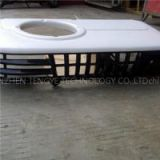 ABS Electric Car Air Conditioner Cover Vacuum Forming