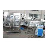Industrial Bottle Labeling Machine For Beverage Bottle Double Head Sleeve Labeling System