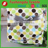 100% Polyester Knitted high quality and durable baby blanket