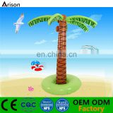 160CM huge PVC inflatable palm tree artificial coconut tree