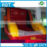 Cheap price!! inflatable basketball equipment ,sports game style ,inflatable basketball hoop game style