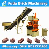 SYN1-5 hydraulic press automatic clay interlocking brick, lego block making machine