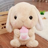 LOP RABBIT FIGURINE