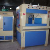 Saw blade automatic sandblasting machine