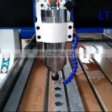 iron cast cnc engraving machine Frame 6060 CNC DIY ball screw linear slider cutting metal milling machine