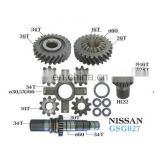 truck parts Spider kit 38923-90004 38925-90001 38927-90009 for Nissan
