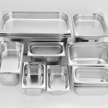 Customized Gn Food Pan /Gn Pan Food Container Stainless Steel Gn Pan