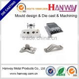 CNC precision machining for wireless panel antenna enclosure heat sink aluminum die casting