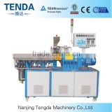 TSH-20 PP Lab/mini Recycled Plastic Granules Double Screw Extruder