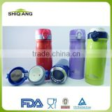 350ML BPA-Free Double Wall Office Mug With Different Colour BL-8045