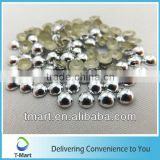 competitive price half round rhinestuds for children and women's clothing decoration